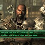 Fallout 3 : les dialogues