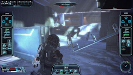 Mass Effect : gestion des combats