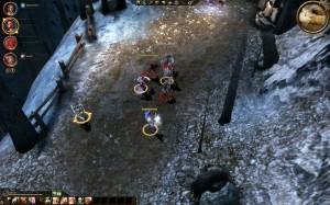 Dragon Age tactique
