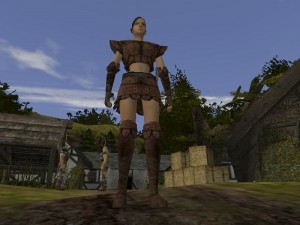 Velaya : Tale of a Warrior pour Gothic 2