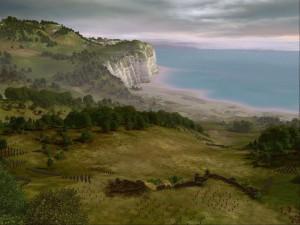 King Arthur - terrain de bataille