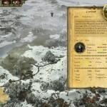 King Arthur : la carte d'hiver