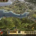 King Arthur - la carte stratégique