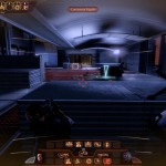 Mass Effect 2 : Interface de combat