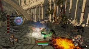 Demonicon - combats