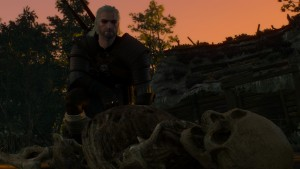The Witcher 3 : à la recherche d'indices