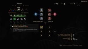 The Witcher 3 : compétences et mutagènes