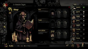 Darkest Dungeon - soins...