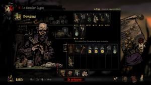 Darkest Dungeon - équipement