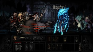 Darkest Dungeon - effets indésirables