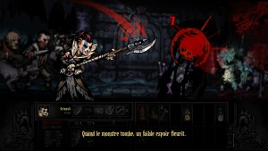 Darkest Dungeon - combat
